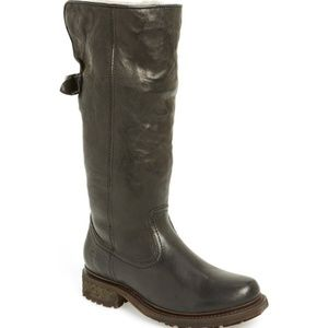 Frye Valerie Shearling Tall Boots 10